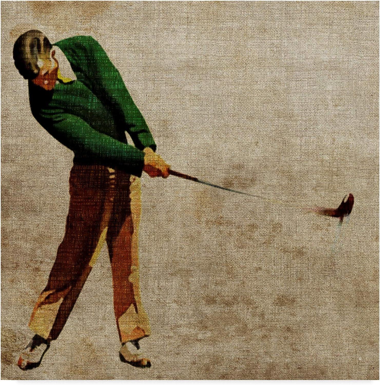 Trademark Fine Art Vintage Sports Ii by John Butler, 14x14-Inch