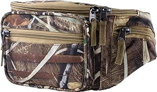 Maxam JX Swamper Waist Bag, Carry for Your Next Outdoor Adventure, Camo