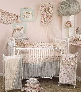 Cotton Tale Designs Tea Party Bedding Set, 8 Piece