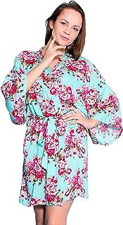 Best floral cotton robe Reviews