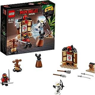 LEGO The Ninjago Movie Spinjitzu Training, Multi-Colour, 70606