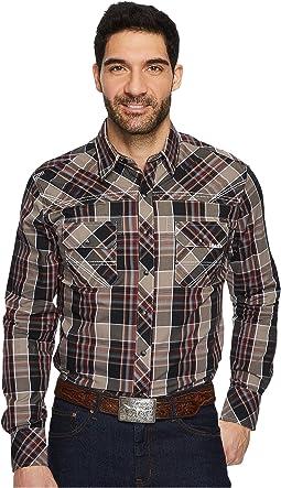Wrangler - Rock 47 Long Sleeve Western Shirt