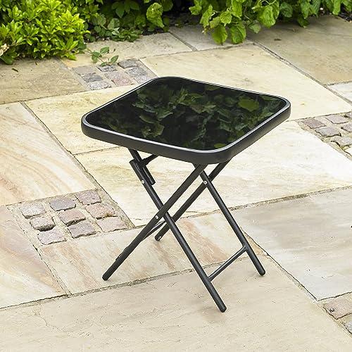 Small Outdoor Table Amazon Co Uk