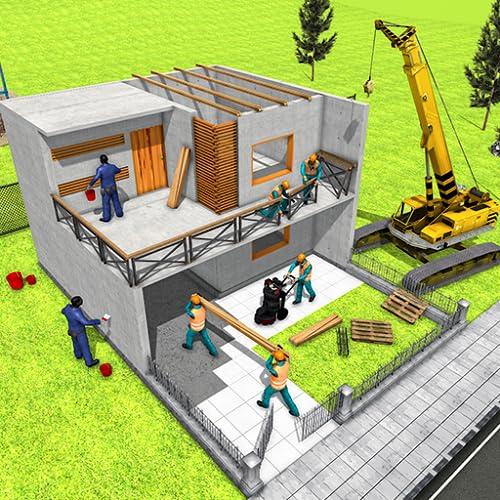 modernes Hausdesign & Hausbau Spiele 3D