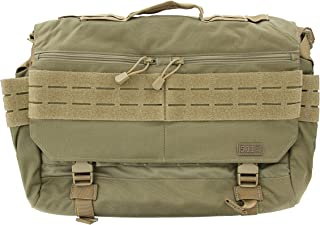 5.11 Tactical Rush Delivery Lima Bag, Nylon, Multiple Compartment, Removable Strap, Style 56177