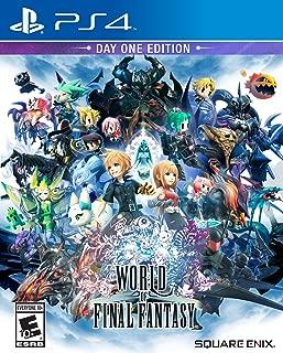World of Final Fantasy (輸入版:北米) - PS4