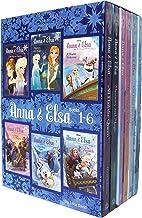 Anna & Elsa: Books 1-6 (Disney Frozen) (A Stepping Stone Book(TM))