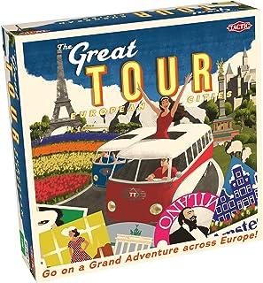 Tactic 54631 The Tour Game, Mixed