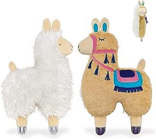 Soft Landing   Backflips   Llama/Alpaca   2:1 Reversible Character Plush