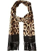 Dolce & Gabbana - Leopard Scarf