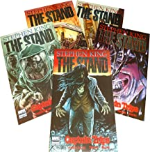 Stephen King THE STAND Captain Trips (Five Comic Issues - Set No. 1)