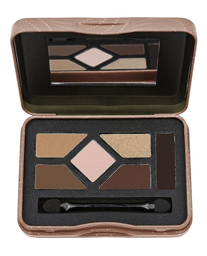 インチデクリメント標高L A Girl Inspiring Eyeshadow Tin, Naturally Beautiful, 6g