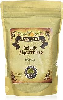 Age Old Organics 2WSM-1C Water Soluble Mycorrhizae Dry Fertilizer, 1-Pound