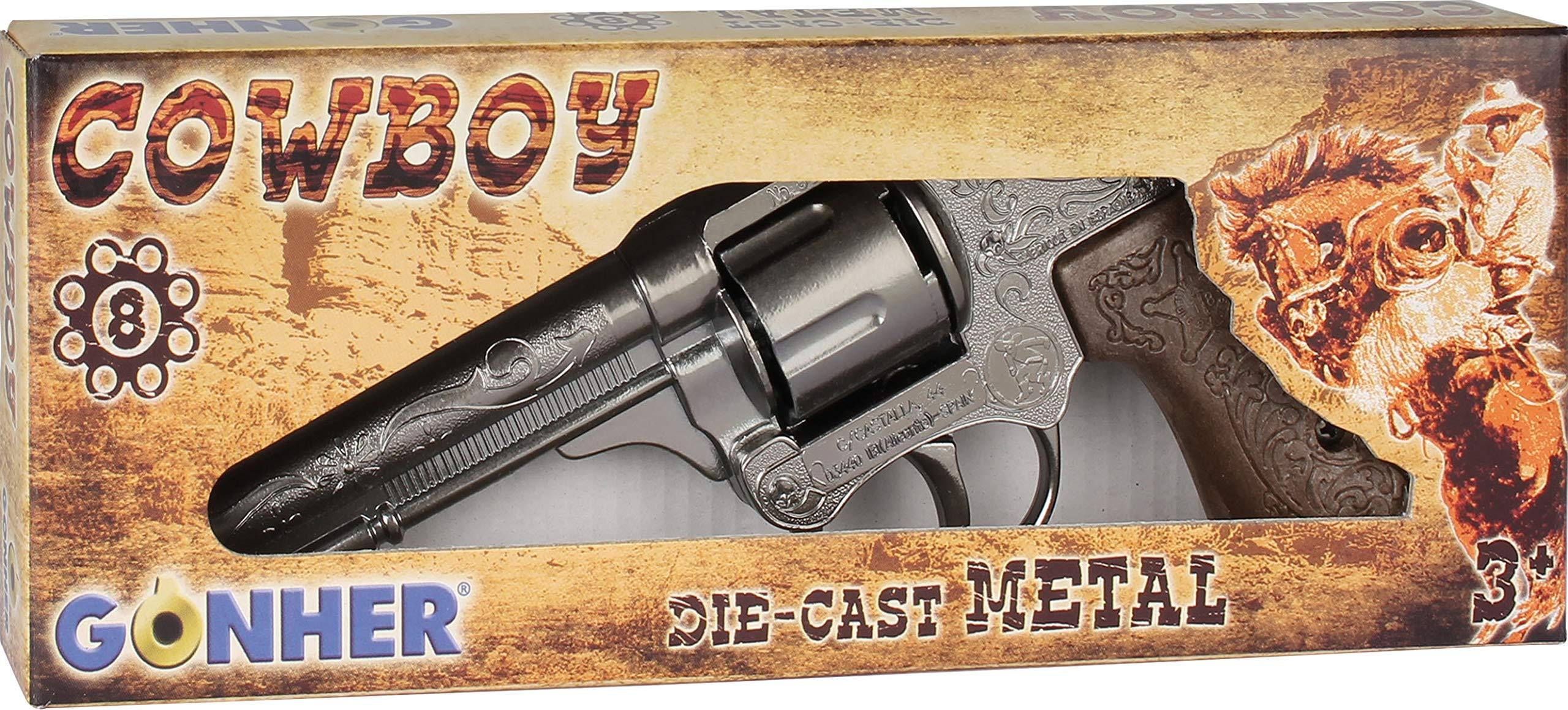 Gonher 80/0 Pistola Juguete para Niños: Amazon.es: Juguetes y juegos