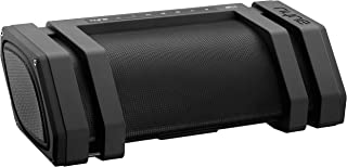 NYNE Rock Portable Bluetooth Splash-Proof Speaker Featuring 65 Watts of Power, Midrange Speakers, Tweeters and Subwoofer