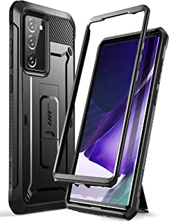 SUPCASE Unicorn Beetle Pro Series Case for Samsung Galaxy Note 20 Ultra (2020 Release), Full-Body Rugged Holster & Kicksta...
