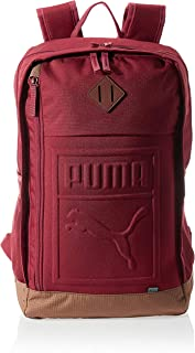 PUMA Unisex-Adult Backpack, Red - 075581