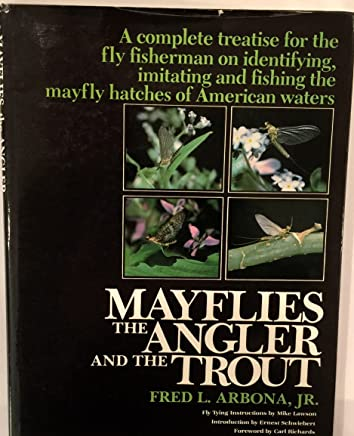 Angelsport-Artikel Mayflies Top To Bottom Autographed