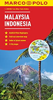 Best map of singapore and malaysia and indonesia Reviews