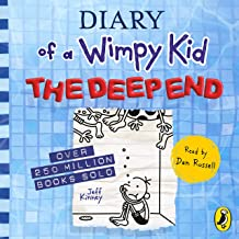 The Deep End: Diary of a Wimpy Kid, Book 15
