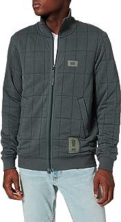 G-Star Raw Square Quilted Zip Through heren Sweatshirt met capuchon