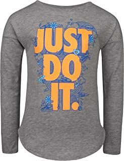Girls' Long Sleeve JDI Graphic T-Shirt