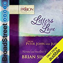 Letters of Love from Peter, John, and Jude: The Passion Translation