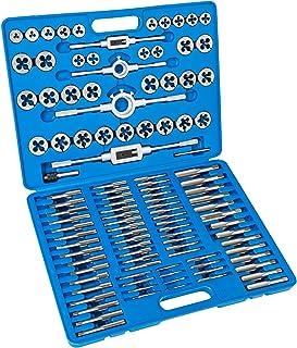 M5 Jiamins 3 Pcs Tarauds /à fileter Taraud m/étrique /à visser en acier /à roulement /à billes de haute qualit/é duret/é /élev/ée usure /à haute temp/érature