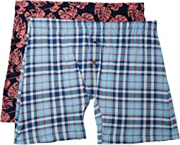 Tommy Bahama - Printed Knit Boxer Brief Set
