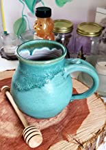 Huge Turquoise Mug