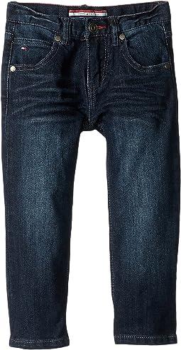 Tommy Hilfiger Kids - Revolution Stretch Jeans in Kent (Big Kids)