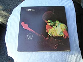 JIMI HENDRIX band of gypsys US PRESSING, STAO 472