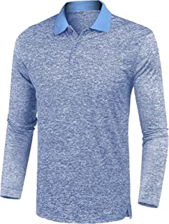 Best long sleeve collared golf shirts Reviews