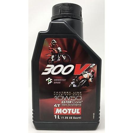 Motul 300v 4t Factory Line Road Racing Off Road 10w50 Motorenöl 1 Liter Auto