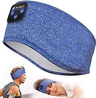 Sleep Headphones, Perytong Bluetooth Sports Headband Headphones with Ultra-Thin HD Stereo Speakers Perfect for Sleeping,Wo...