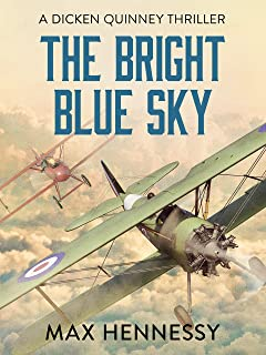 The Bright Blue Sky (RAF Trilogy Book 1)