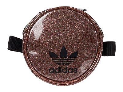 adidas Originals Originals Glitter Circle Waist Pack (Pink Glitter) Handbags