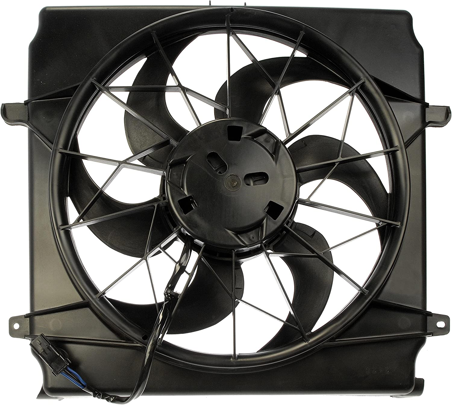 Dorman Choice 620-475 Engine Columbus Mall Cooling Fan Select Model Jeep Assembly for