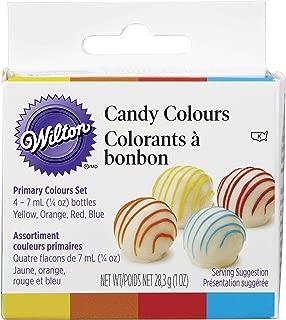Wilton Chocolate Colour Set - Primary