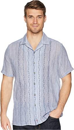 Robert Graham Tarpon Short Sleeve Woven Shirt