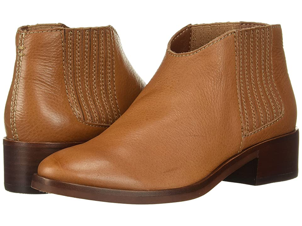Dolce Vita Towne (Brown Leather) Women