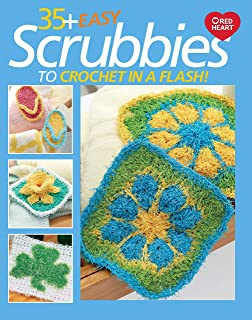 35+ Easy Scrubbies to Crochet in a Flash!-Diverse Patterns for Every Holiday, Season, and Everyone