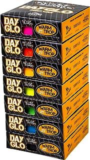 sticky bumps day glo wax