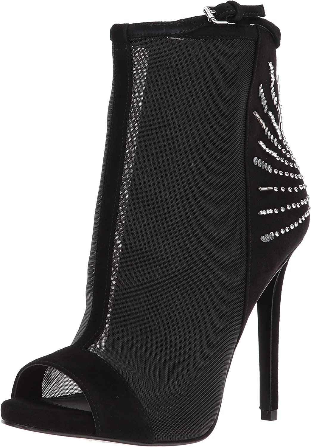 GUESS Womens Polli Ankle Boot