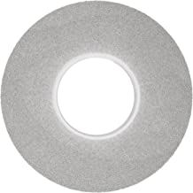 Scotch-Brite(TM) Light Deburring Wheel, Silicon Carbide, 3000 rpm, 12 Diameter x 2 Width, 5 Arbor, 8S Fine Grit (Pack of 1)