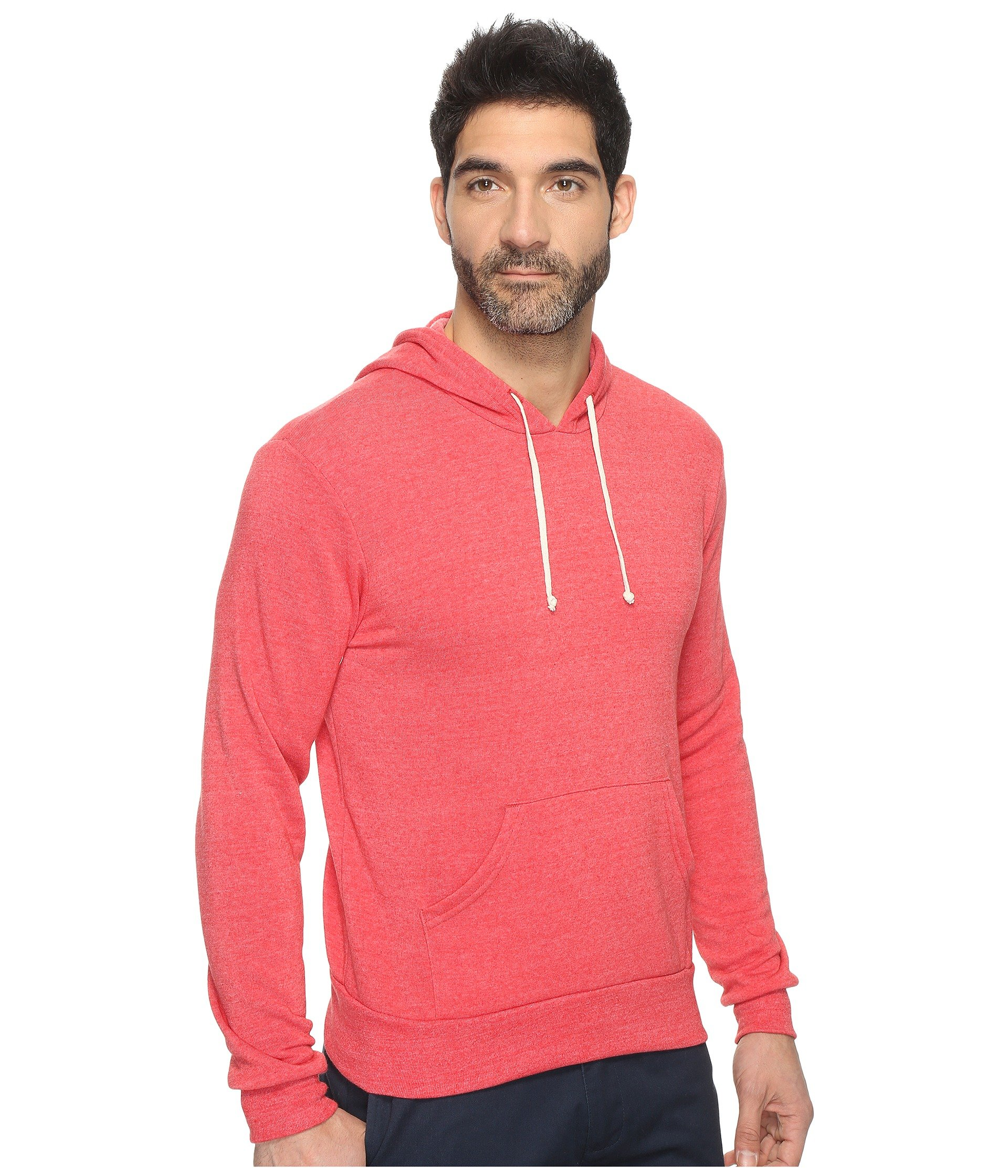Pullover Red True Eco Alternative Hoodie Challenger T1wP5q0
