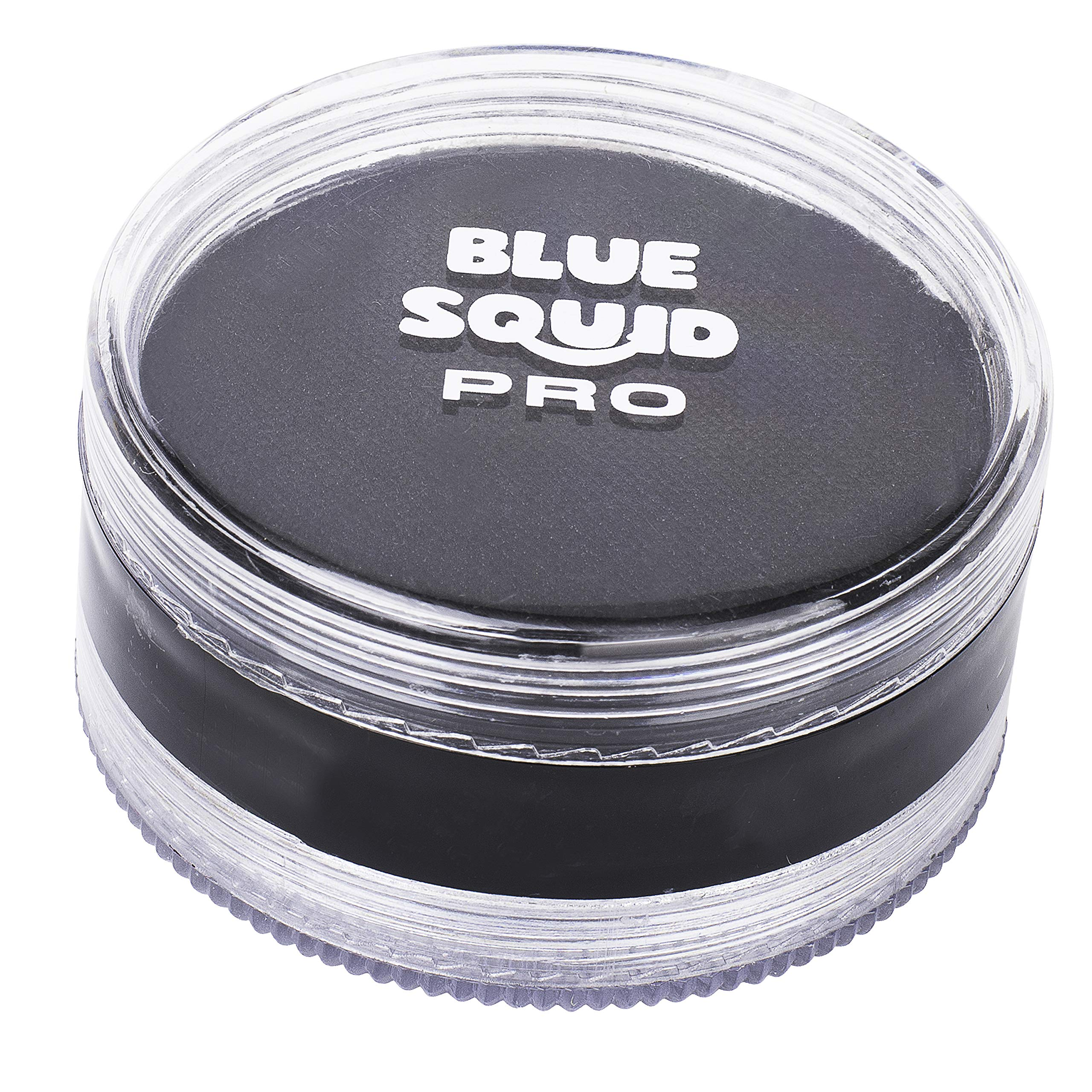 Blue Squid PRO Face Paint - Classic Black (90gm), Superior Quality Professional Water Based Single Cake, Face & Body…