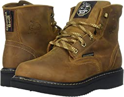 "Georgia Boot 6"" Waterproof Wedge"