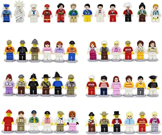 Cg Set of 48 Little People Toy with Accessories