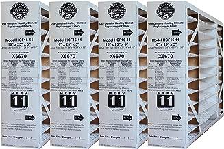 X6670 Lennox OEM Merv 11 Filter Media 16